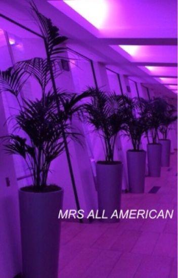 Mrs All American - luke