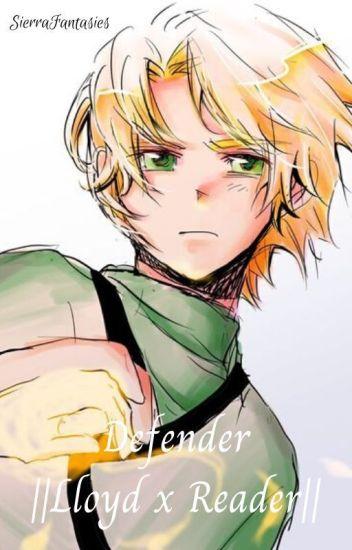 Defender ||Lloyd x Reader||