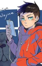 What is this feeling? (Damian wayne x OC) by Rainbowmacwritter