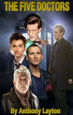 The Five Doctors by MysteryEraStories