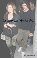 Everything You're Not (Harry Styles Love Story) by thecaitlynn1975