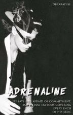 Adrenaline ↦ Justin Bieber by illuminatedly
