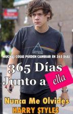Nunca Me Olvides | 2da Temporada de 365 D.J.A.E (Harry Styles) {COMPLETA} by oneniallhoran