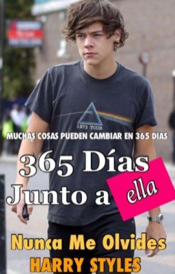Nunca Me Olvides | 2da Temporada de 365 D.J.A.E (Harry Styles) {COMPLETA}