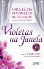 violetas na janela by Silvacardoso
