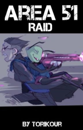 Area 51 Raid by Torikour