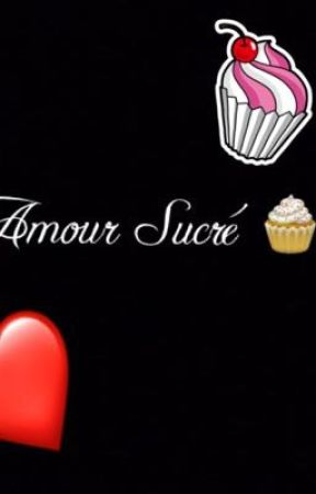 Amour sucré ❤️🧁 by Nagareboshi_Akuma