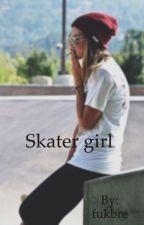 Skater girl. by fukbre