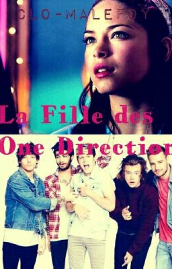 La fille des One Direction