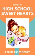 High school Sweet Hearts | Jenlisa by Lisayaya
