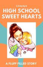 High school Sweet Hearts   Jenlisa by Lisayaya