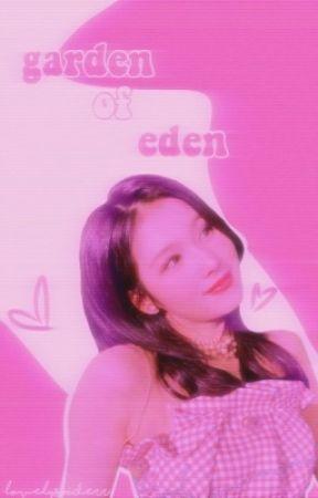 the garden of eden || artbook. by -sxftie