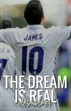 The Dream is Real || james by desmadres