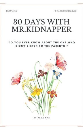30 days with Mr.Kidnapper (Z+U) ( Completed ) by reta-nan