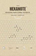HEXANOTE - Hexagonal Graph Cornell Notebook - Organic Chemistry [PDF] by J.M. Wa by tesydota55401