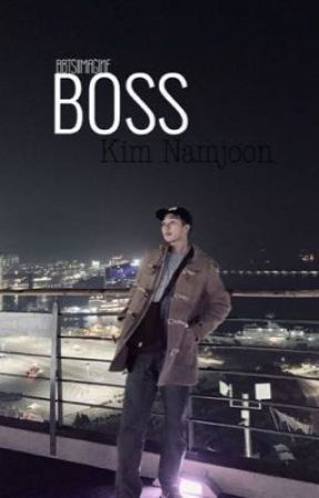 BOSS// Kim Namjoon  by jxxniepeach