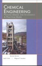 Chemical Engineering Process Design and Economics  [PDF] by Gael D. Ulrich and P by dujology92103