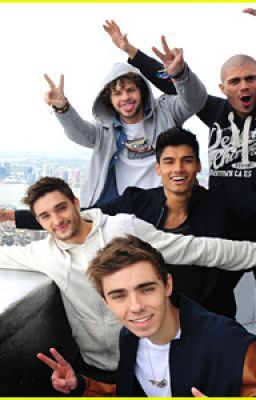 "The ""oh no"" adventures of The wanted."