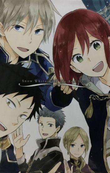 50 °レアkiss Snow White With The Red Hair Obi And Shirayuki