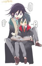 Shy Little Detective by -EMOtionalDetective-