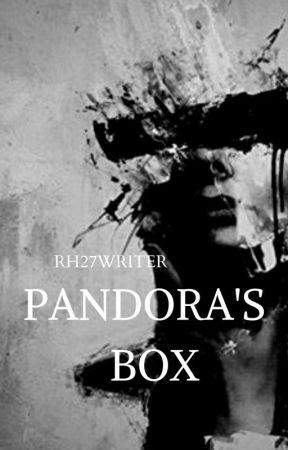 PANDORA'S BOX ▷ s.rogers [2] by rh27writer