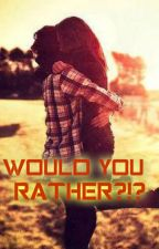 Would You Rather by wouldurather