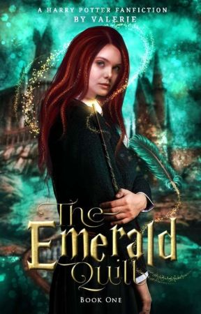 The Emerald Quill | Lily Evans by HogwartsIsHome_