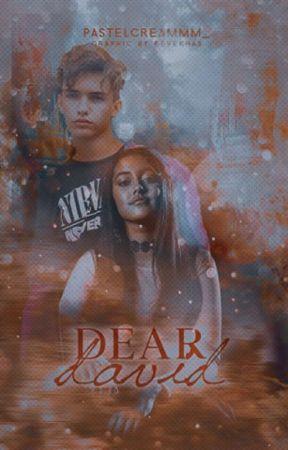 ' Dear David '    |    SOON by pastelcreammm_