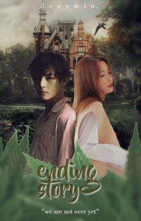 【✓】ending story ༝ 김태형 by _douxmin