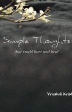 Simple Thoughts by vrushali_krish