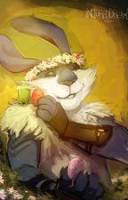 Angel With A Shotgun! | {Bunnymund x Reader} by Artsyrogue