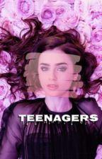 Teenagers (Warren Peace) by aspeninlove