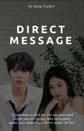 Direct Message (Jennie - Wooseok - Irene) by kangtaehee1998