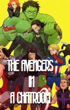 Avengers Chatroom by puny_god
