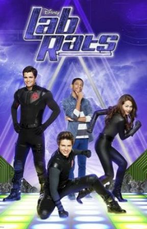 A Lab Rats Love Story  by eternalgoddess2001