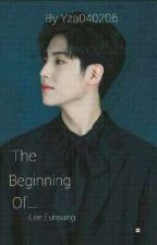 The Beginning of... //Lee Eunsang//X1 by Yza040206