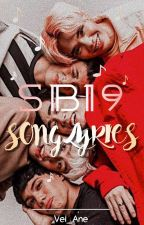 SB19 SONG LYRICS by Vel_Ane