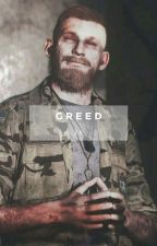 Greed || J. S. by PowerOfYes