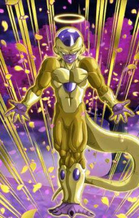 the golden devil by Omega-umbreon