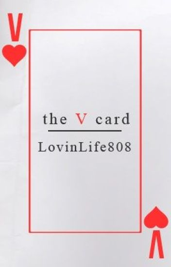 The V card  (Changed a bit)