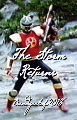 Hope (power rangers ninja storm/hunter Bradley love story