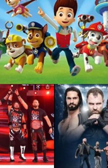 Paw Patrol: The Original Club (OC) vs The Shield