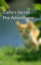 Callie's Secret Pee Adventures by Punland