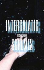 Intergalactic Schemes by cxsmicbaby