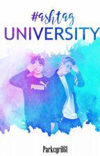 Hashtag University by Parkcyril61