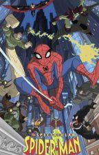 Spectacular Spiderman (Spiderman Marvel Universe male reader x mlp eg harem) by Math4523