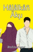 HALALKAN AKU by NurlinOkyasaAzzahra