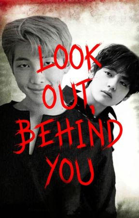 Look Out, Behind You by Joonbugs_Koya