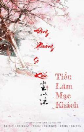 [ Đồng Nhân Tiếu Ngạo] Đông Phương Sơ Kiến_东芳初见_ -Tiểu Lâm Mạc Khách-  by Meovangkute