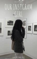 our instagram girl || ot7 by simplebtsimagines